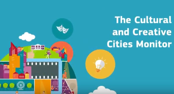 "Why are culture and creativity so important for cities and which European city is the ""ideal"" cultural and creative city?"