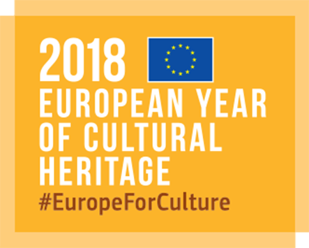 Happy European Year of Cultural Heritage 2018!