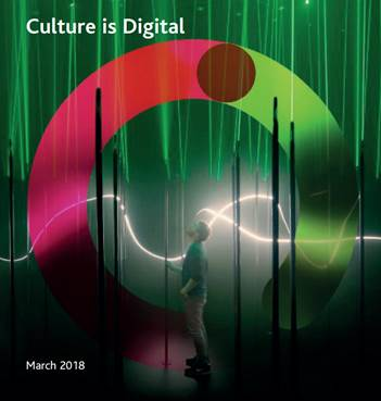 Culture is Digital: a UK report on Culture and Digital Technology