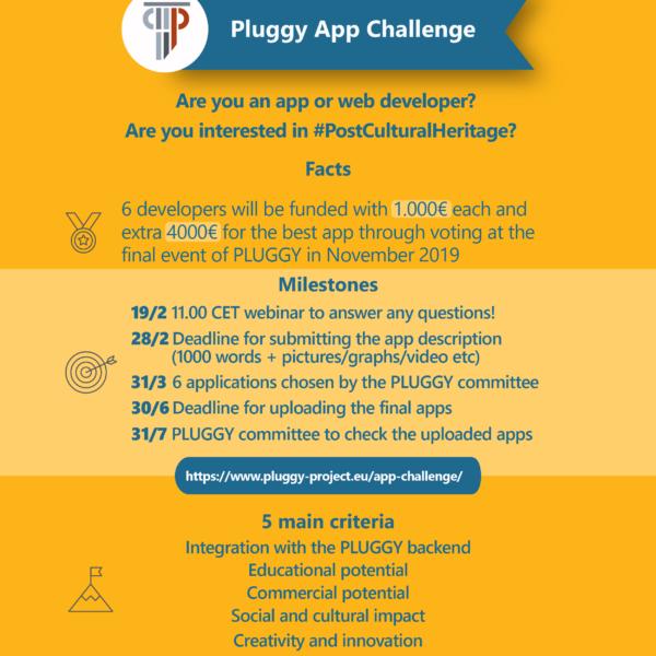 PLUGGY's App Challenge