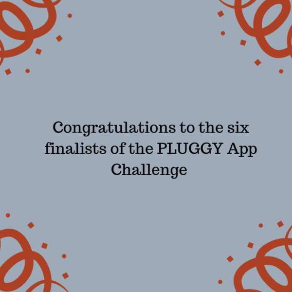 Announcement of the App Challenge finalists