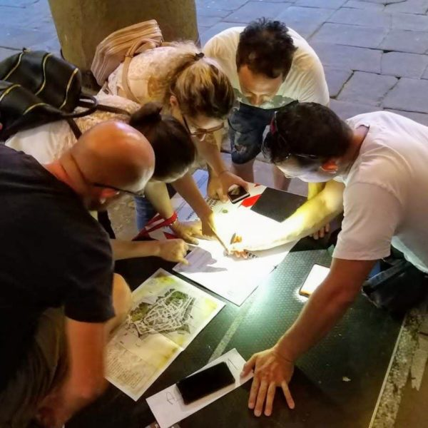 More Collaborative Game Testings around Italy!